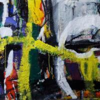 white coregraphy 100x150 - (2012)
