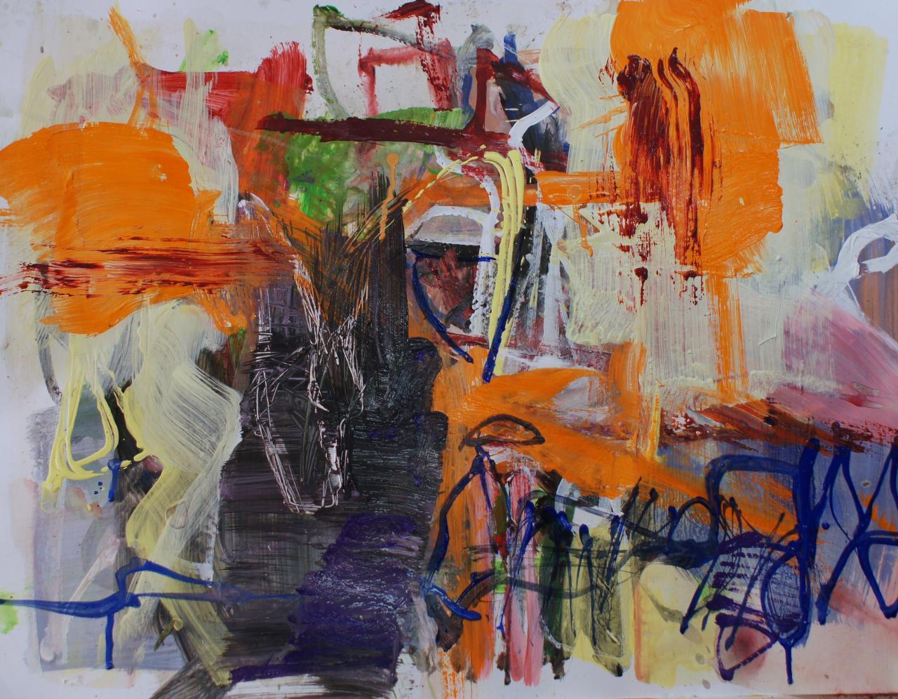 petit papier 8 50x65 - (2012)