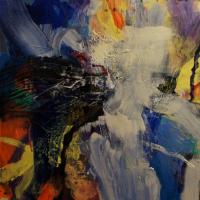 explosion - 120 x 120  2012