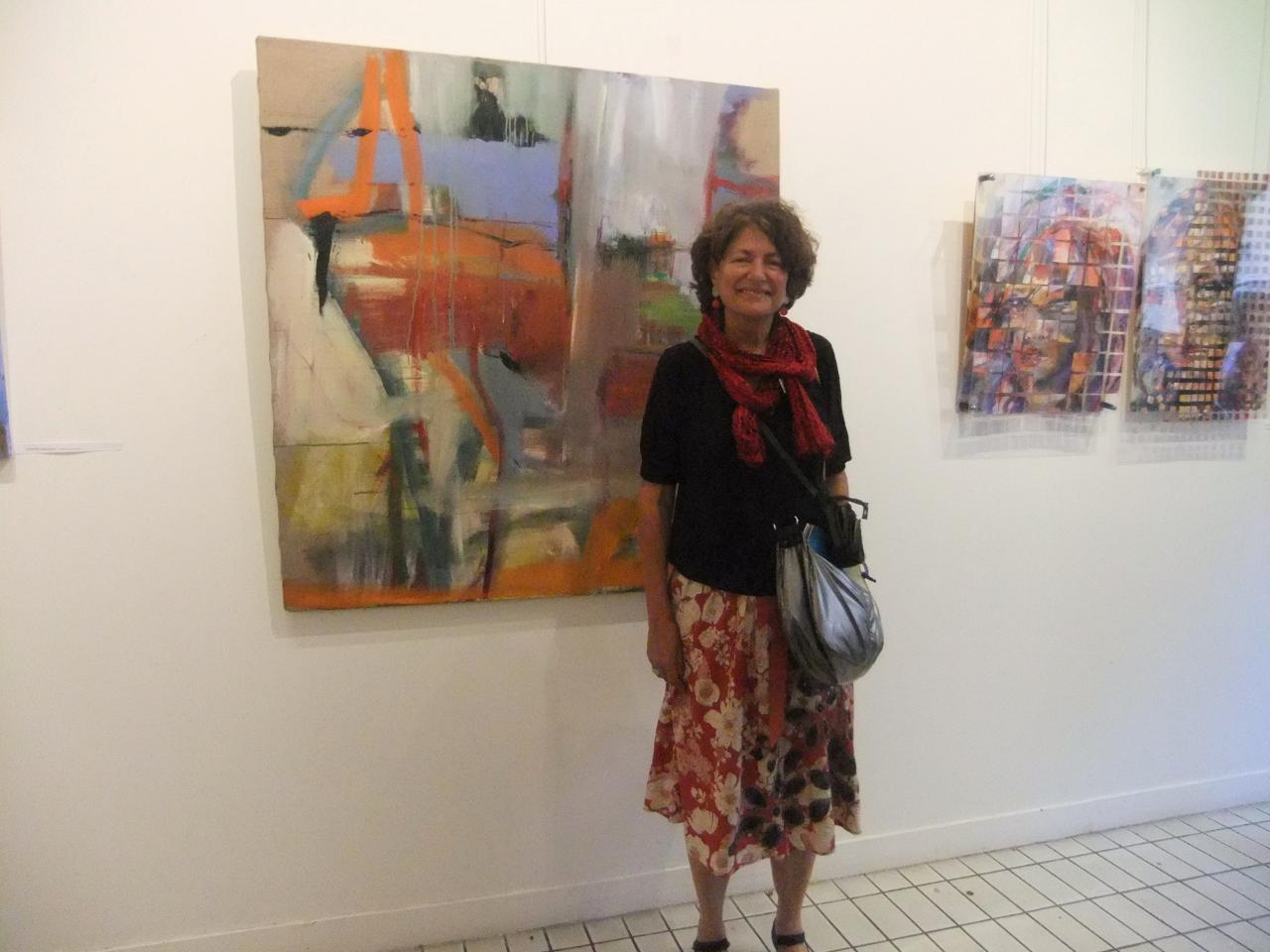 Exposition Galerie Montparnasse en Juin 2010