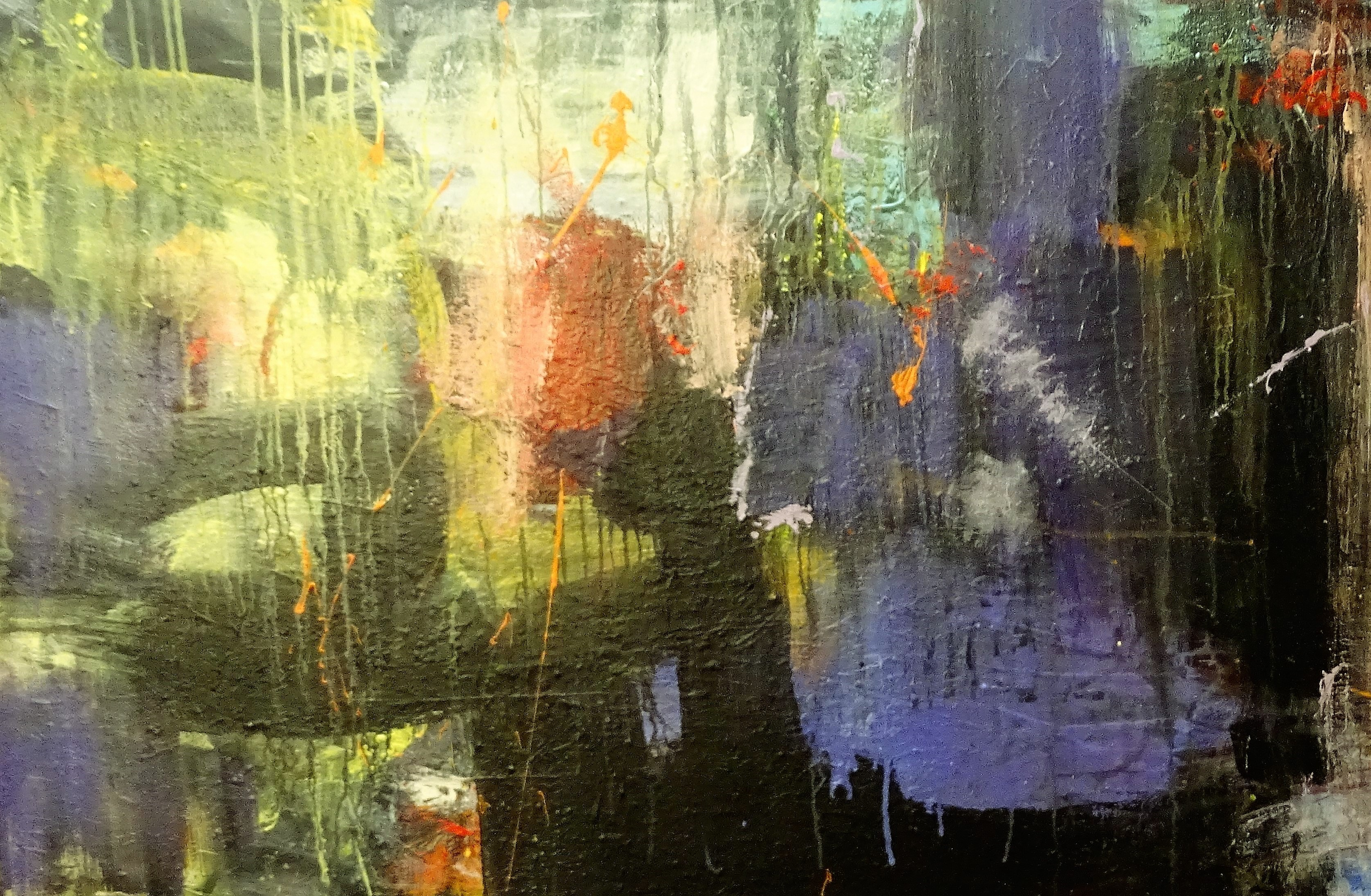 Gift for the soul -  97x130 cm -  2021