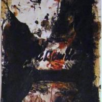 Un homme heureux - 80 x 40 - (2010)