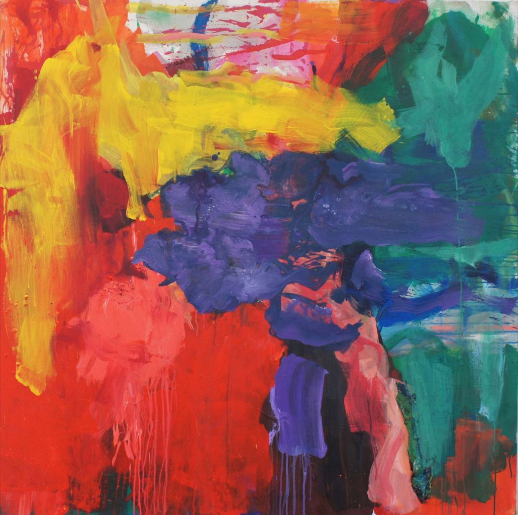 red sensation   120x120 ( 2011)