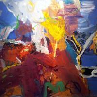 Volcanus -  146 x114  2012